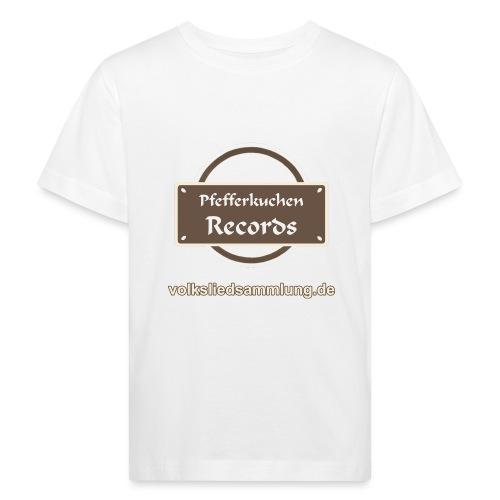 Pfefferkuchen Records Label - Volksliedsammlung - Kinder Bio-T-Shirt