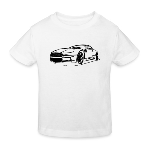 Aston Martin - Kids' Organic T-Shirt