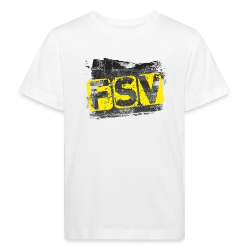 Hildburghausen FSV 06 Graffiti black - Kinder Bio-T-Shirt
