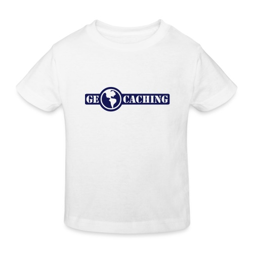 Geocaching - 1color - 2011 - Kinder Bio-T-Shirt