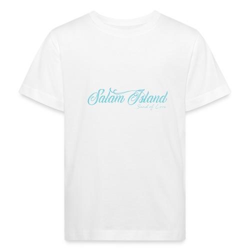 Salam Island calli bleu - T-shirt bio Enfant
