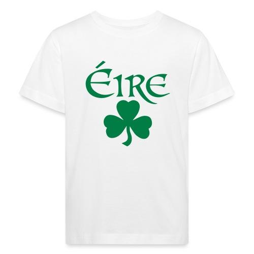 Eire Shamrock Ireland logo - Kids' Organic T-Shirt