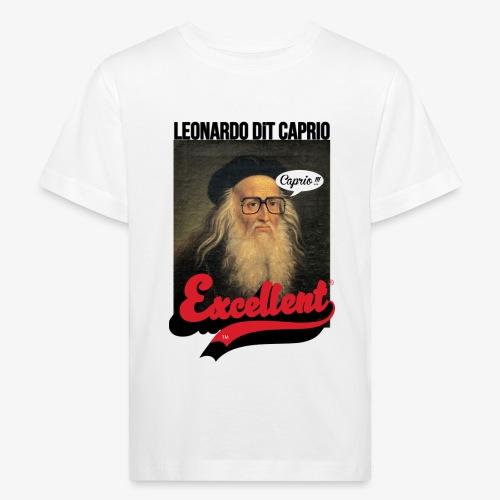 XCLLT - Leonardo dit Caprio - T-shirt bio Enfant