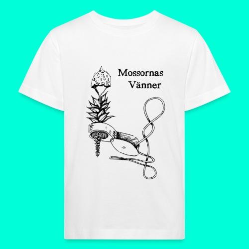 mossvanner - Ekologisk T-shirt barn
