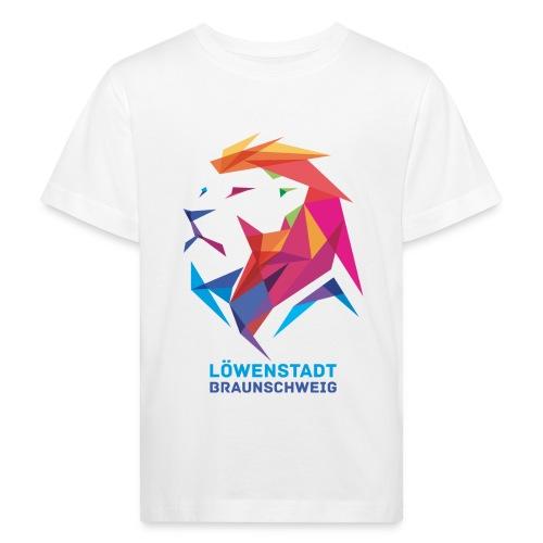 Löwenstadt Design 7 - Kinder Bio-T-Shirt