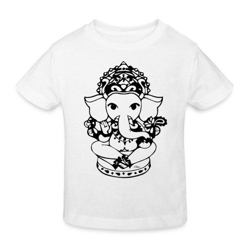 Wee Ganesh - Kids' Organic T-Shirt