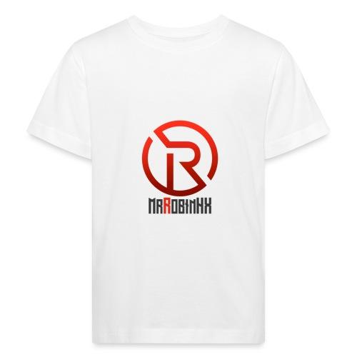 MrRobinhx - Økologisk T-skjorte for barn
