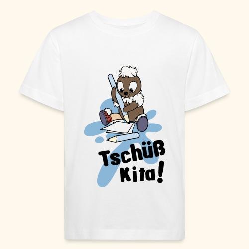 Pittiplatsch Tschüß Kita! - Kinder Bio-T-Shirt
