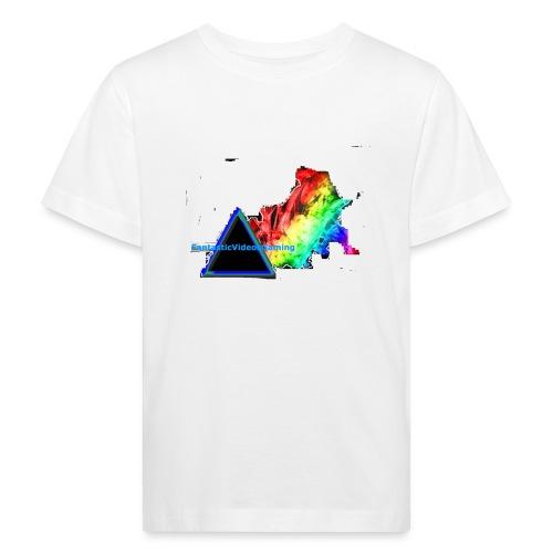 FantasticVideosMerch - Kids' Organic T-Shirt