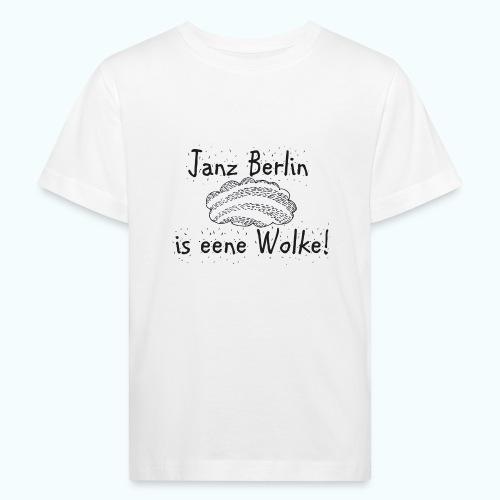 Berlin Fan - Kids' Organic T-Shirt