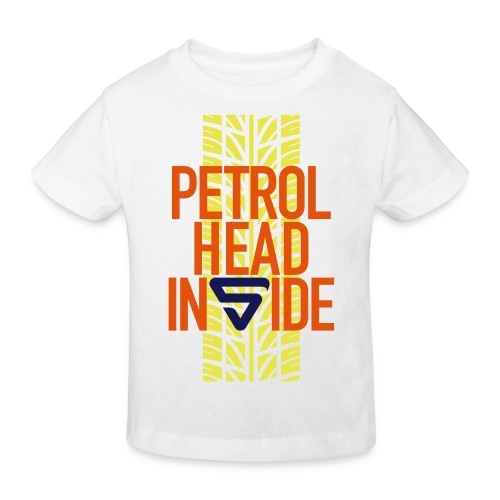 Petrolhead inside - T-shirt bio Enfant