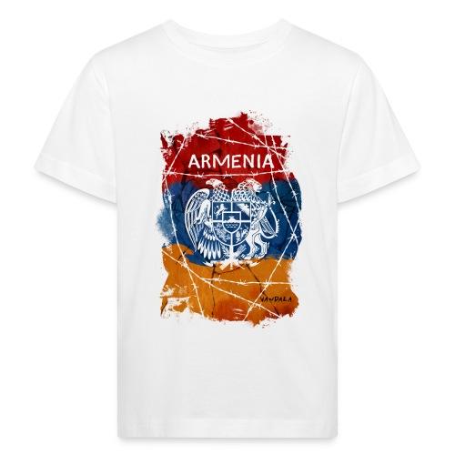 Armenia - Kinder Bio-T-Shirt