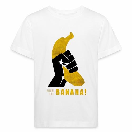 Join the Banana ! Wankil - T-shirt bio Enfant
