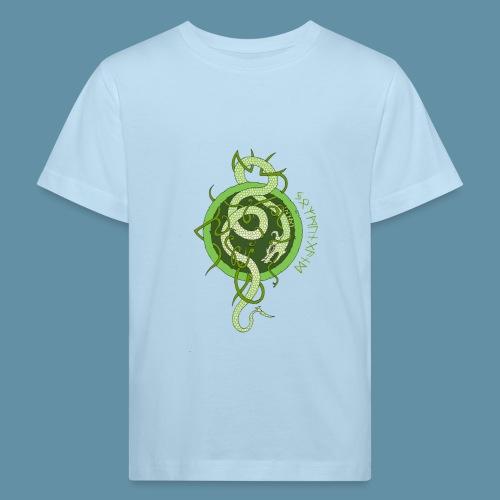 Jormungand logo png - Maglietta ecologica per bambini