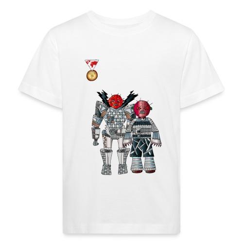 Trashcans - Kinder Bio-T-Shirt