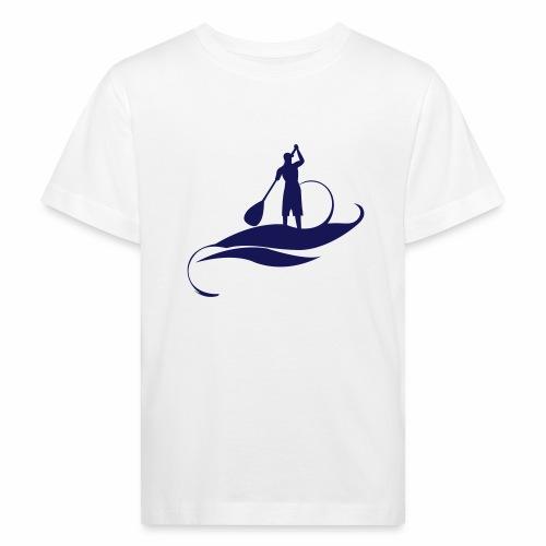 Paddle man casquette - T-shirt bio Enfant