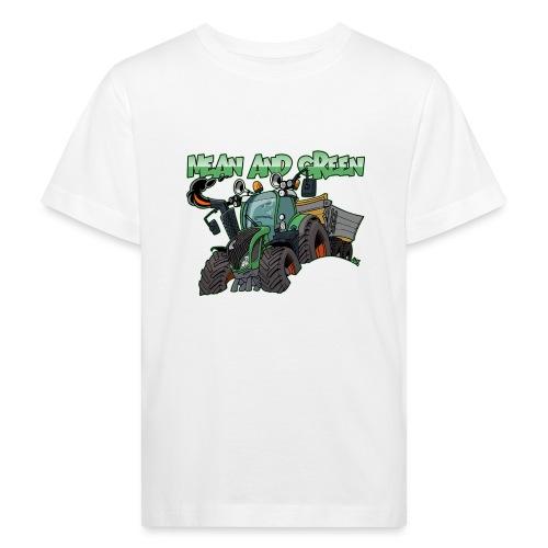 F 718Vario mean and green - Kinderen Bio-T-shirt