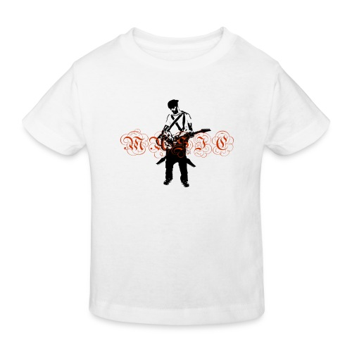 Guitarr Musician by Stefan_Lindblad - Ekologisk T-shirt barn