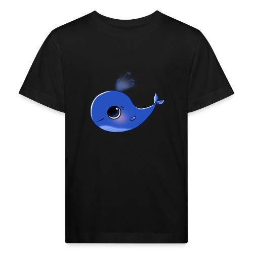 Mini Whale - Kids' Organic T-Shirt