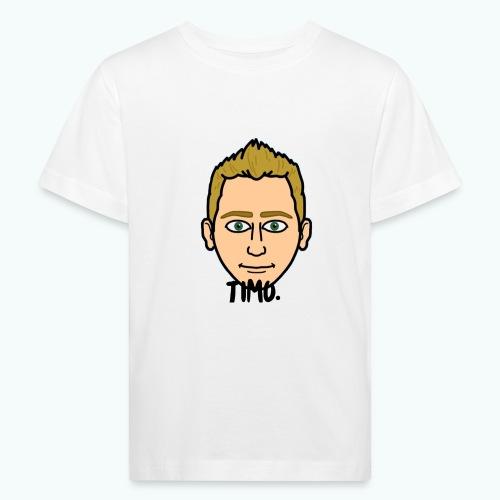 Logo TIMO. - Kinderen Bio-T-shirt