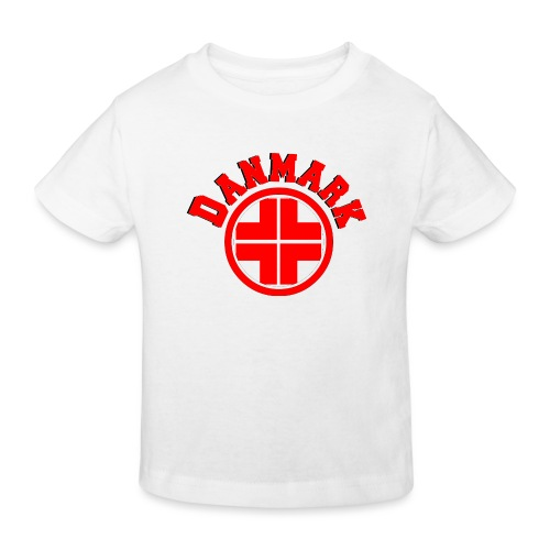 Denmark - Kids' Organic T-Shirt