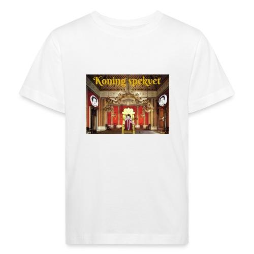Koning Spekvet - Kinderen Bio-T-shirt
