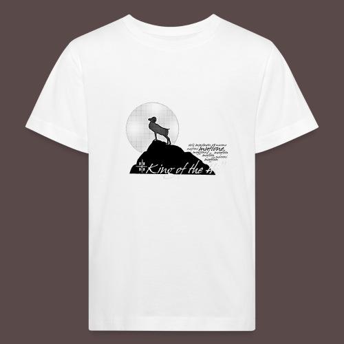Muflone Halftone - Maglietta ecologica per bambini