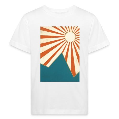 Autumn Sun - Kinder Bio-T-Shirt