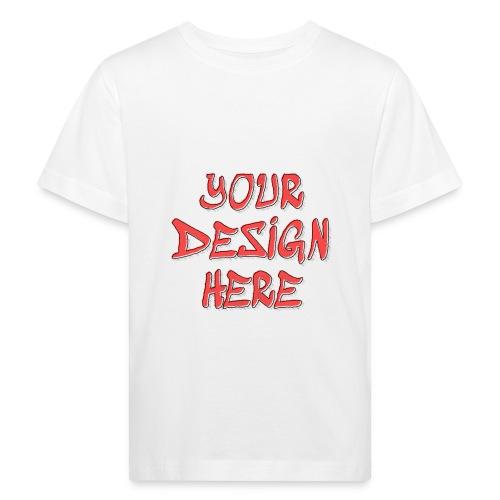 TextFX - Kids' Organic T-Shirt