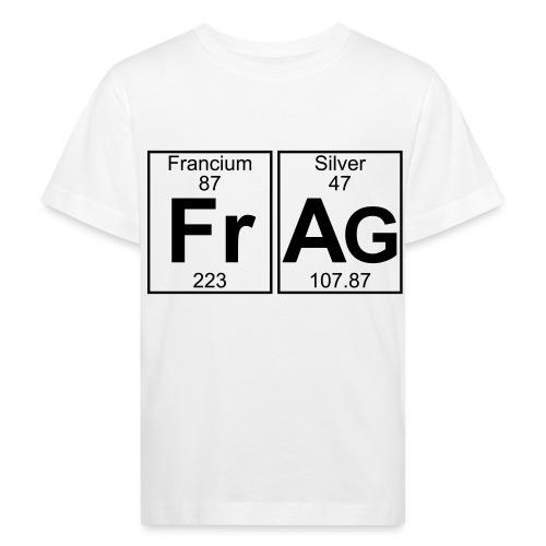 Fr-Ag (frag) - Full - Kids' Organic T-Shirt