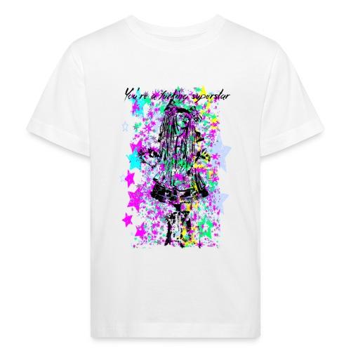 SUPERSTAR unisex - Camiseta ecológica niño