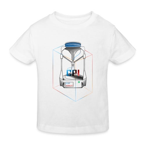 New Logo CPI - T-shirt bio Enfant
