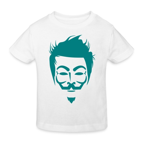 Anonymous Hipster - T-shirt bio Enfant