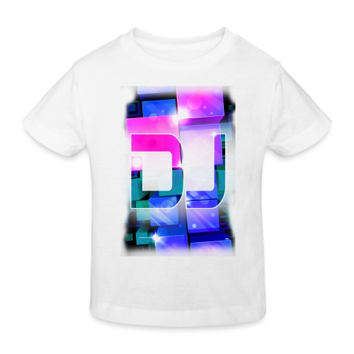 DJ by Florian VIRIOT - T-shirt bio Enfant