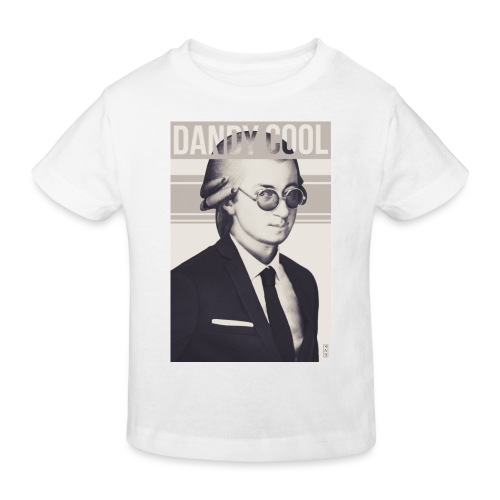 MOZART DANDY COOL - T-shirt bio Enfant