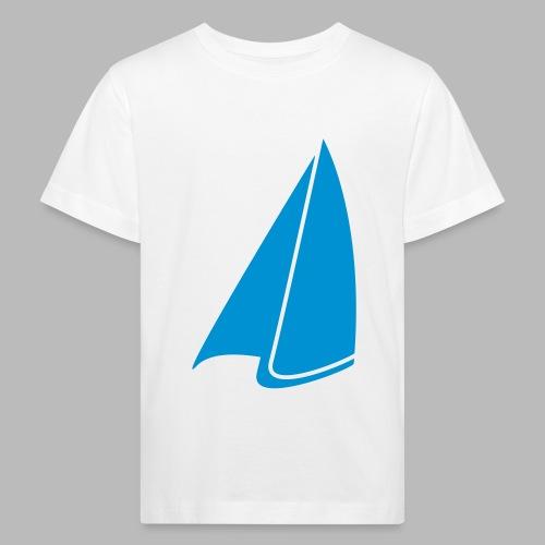 Segel Einfarbig - Kinder Bio-T-Shirt