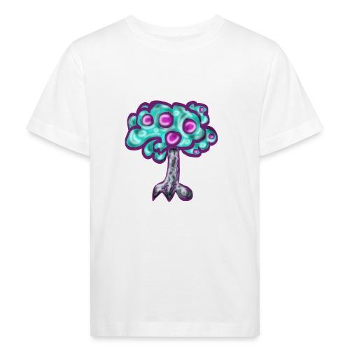 Neon Tree - Kids' Organic T-Shirt
