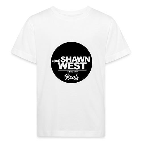 SHAWN WEST BUTTON - Kinder Bio-T-Shirt