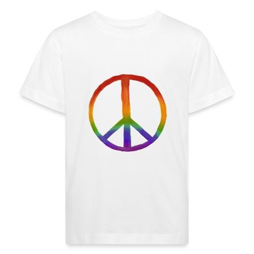 Peace - Maglietta ecologica per bambini