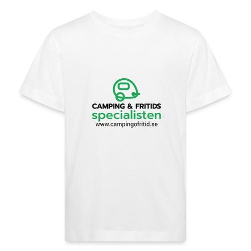 Camping & Fritidsspecialisten NEW 2020! - Ekologisk T-shirt barn