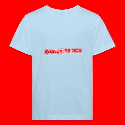 AYungXhulooo - Neon Redd - Kids' Organic T-Shirt