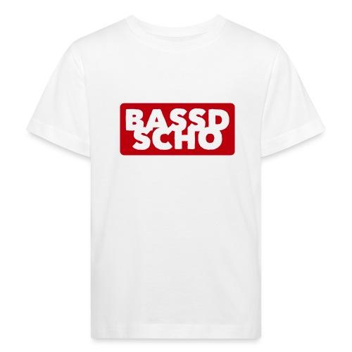 BASSD SCHO - Kinder Bio-T-Shirt
