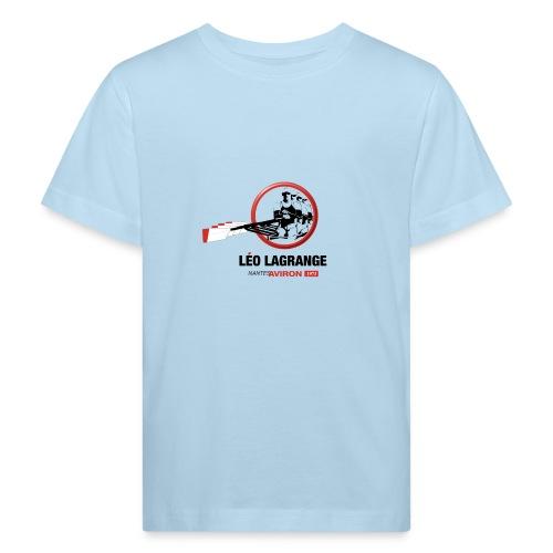 Léo Lagrange Nantes Aviron - T-shirt bio Enfant