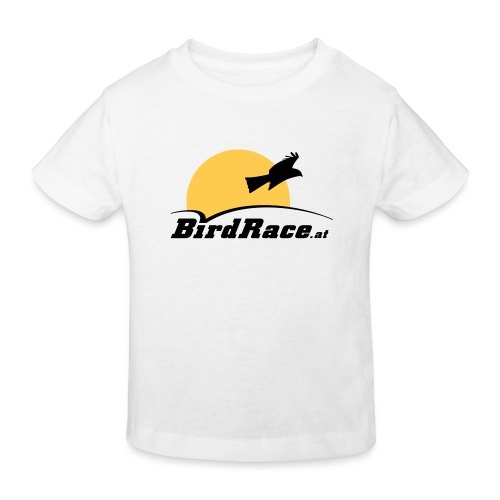 BirdRace at color - Kinder Bio-T-Shirt