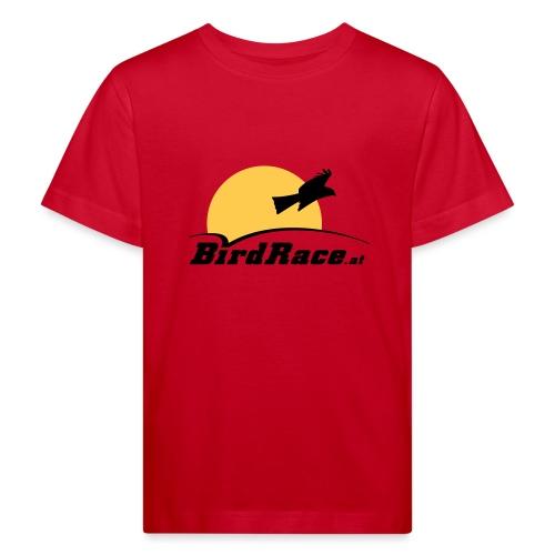 BirdRace at color - Kinder Bio-T-Shirt