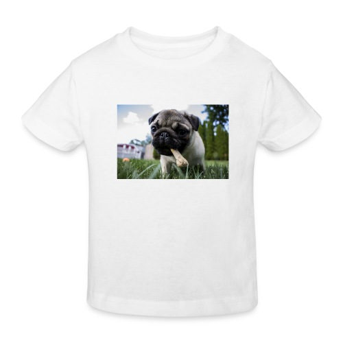 puppy dog - Kinder Bio-T-Shirt