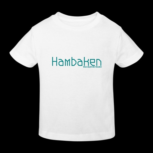 Hambaken Plasmatic Regular - Kinderen Bio-T-shirt