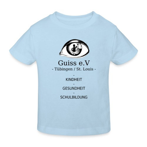 Guiss e.V - Kinder Bio-T-Shirt