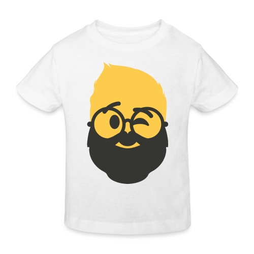 Dougsteins Wink Inverse by Dougsteins - Kids' Organic T-Shirt
