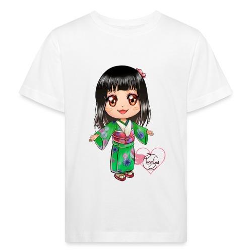 Rosalys crossing - T-shirt bio Enfant